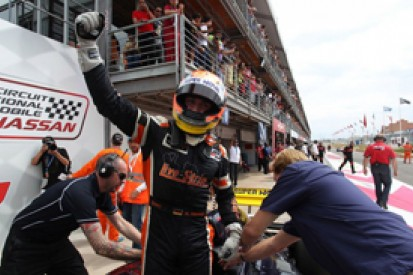Morocco Auto GP: Markus Pommer charges to maiden series victory