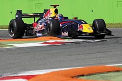 Monza FR3.5: Carlos Sainz Jr takes pole for DAMS in season opener