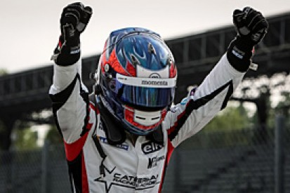 Will Stevens takes first Formula Renault 3.5 victory at Monza