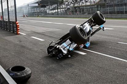 Marco Sorensen blamed for causing Formula Renault 3.5 Monza crash