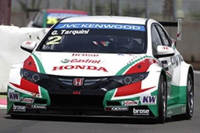 Gabriele Tarquini misses Marrakech WTCC round after practice crash