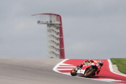 Austin MotoGP: Marc Marquez continues to dominate practice
