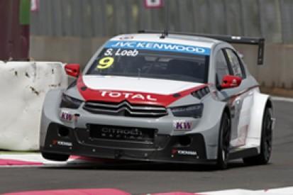 Morocco WTCC: Sebastien Loeb heads Yvan Muller in Citroen 1-2