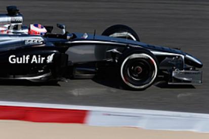 Button sure McLaren stronger than in 2013 Formula 1 season