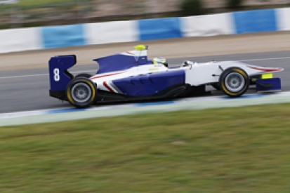 Jerez GP3 test: Jimmy Eriksson and Koiranen head final day