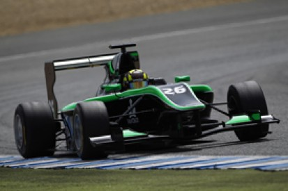 Jerez GP3 test: Nick Yelloly and Status GP fastest on day one