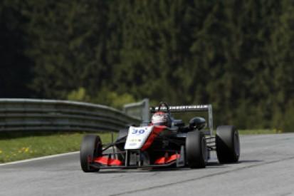 Zeltweg European F3 testing: Max Verstappen fastest on final day