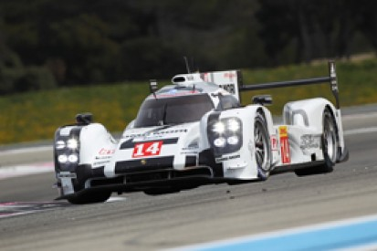 Toyota and Porsche LMP1 cars get World Endurance fuel rules boost