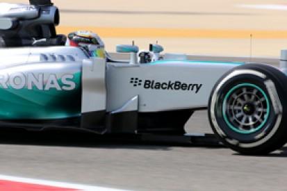 Bahrain F1 test: Lewis Hamilton keeps Mercedes on top