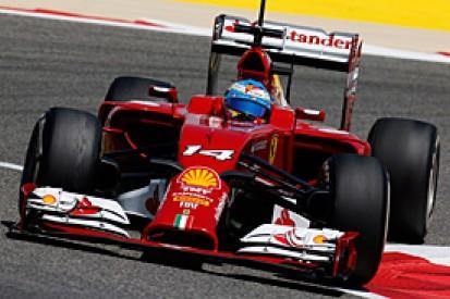Fernando Alonso says Bahrain F1 race could be Ferrari's nadir