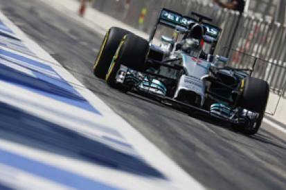 Bahrain F1 test: Nico Rosberg fastest for Mercedes