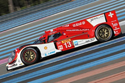 Rebellion Racing set to race old car in first round of WEC
