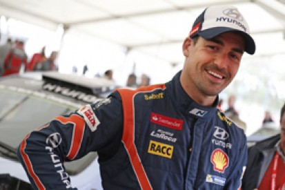 Hyundai replaces Juho Hanninen with Dani Sordo for Rally Argentina