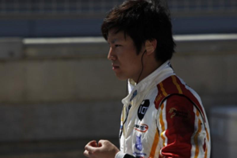 Kimiya Sato adds Auto GP programme with Euronova to GP2 season