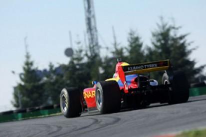 Ghinzani to miss 2014 Auto GP season