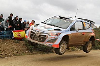 Sordo hopes Portugal form gets him Hyundai WRC drive for Argentina
