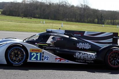 Strakka Dome LMP2 WEC car to make testing debut this week