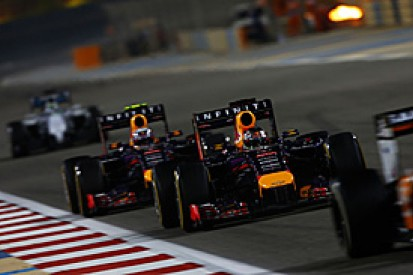 Red Bull F1 team focused on 'damage limitation' for now