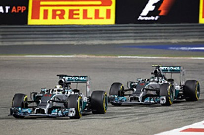 Mercedes F1 team boss says drivers will stay free to race