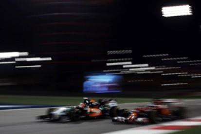 Bahrain GP: Mercedes-engined Formula 1 teams are in a 'different class' - Raikkonen