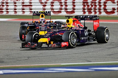 Bahrain GP: Daniel Ricciardo 'proud' of recovery from 13th