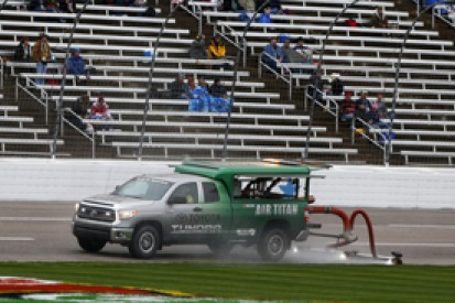 Texas NASCAR: Rain delays race until Monday