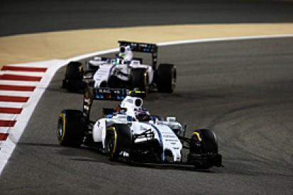 Williams duo say rear tyre degradation hurt Bahrain GP chances