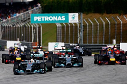 Formula 1 could have two new teams in 2015 - Bernie Ecclestone