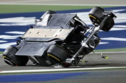 Bahrain GP: Maldonado gets grid penalty for Gutierrez crash