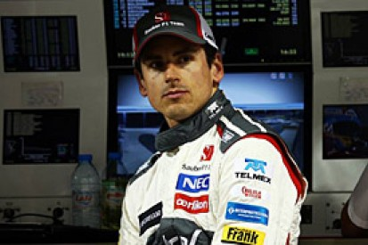 Bahrain GP: Adrian Sutil punished by FIA for Romain Grosjean clash