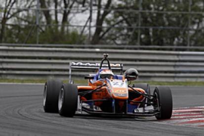 Felix Rosenqvist heads opposition in Euro F3 test