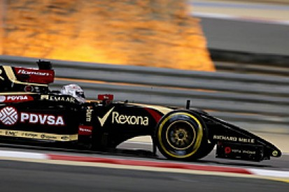 Bahrain GP: Grosjean says Lotus 'miles off' where it expected to be