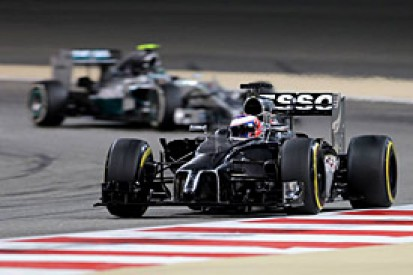 Bahrain GP: McLaren F1 team further off pace than expected