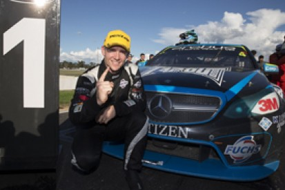 Winton V8 Supercars: Lee Holdsworth ends victory drought