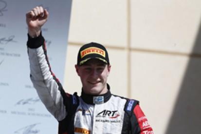 McLaren F1 junior Stoffel Vandoorne wins on GP2 debut in Bahrain