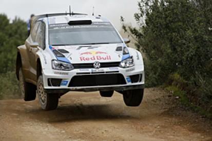 Portugal WRC: Sebastien Ogier retakes lead from Mikko Hirvonen