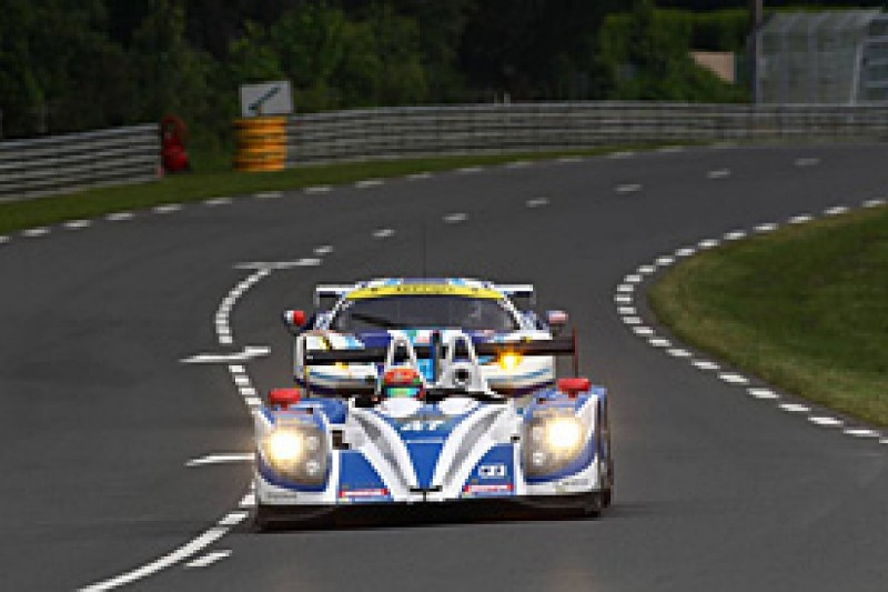Alexandre Imperatori returns to KCMG squad for Le Mans 24 Hours
