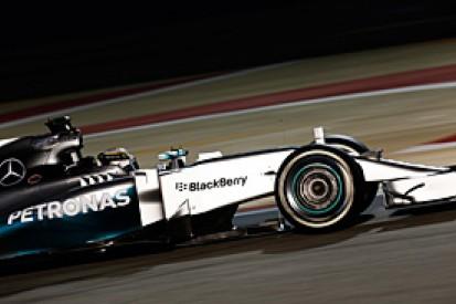 Bahrain GP: Lewis Hamilton stays ahead in second practice