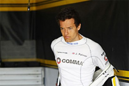 GP2 Bahrain: Jolyon Palmer beats Vandoorne to first pole of 2014