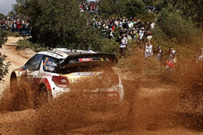WRC Portugal: pace notes believed to be cause of Kris Meeke crash