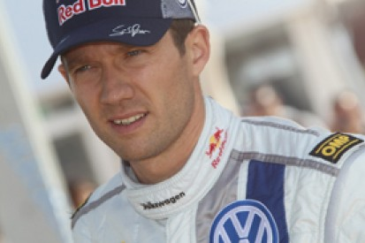 WRC Portugal: Sebastien Ogier leads all-VW superspecial top three