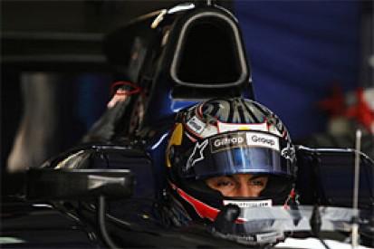GP2 Bahrain: Mitch Evans beats F1 juniors to set practice pace