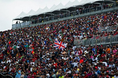 British GP set for Thursday F1 fan day in 2014
