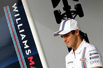 Massa says F1 team orders row won't hurt relationship with Williams