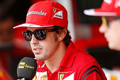 Fernando Alonso says 2014 Formula 1 cars are too slow