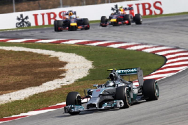 Red Bull fears Mercedes will be further ahead in Bahrain Grand Prix