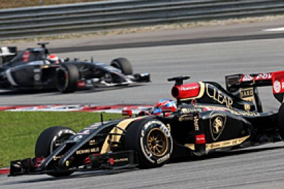 Lotus believes F1 rival McLaren is 'catchable' despite slow start