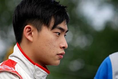 Carlin names Peter Li Zhi Cong as its first driver for British F3