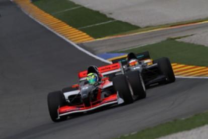 Tamas Pal Kiss breaks Valencia lap record in Auto GP testing