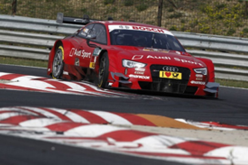 Hungary DTM test: Miguel Molina fastest as Audi dominates ...